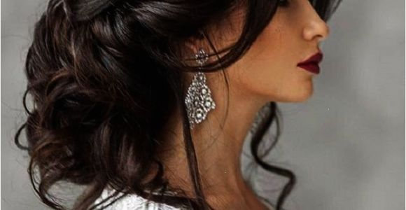 Wedding Hairstyles 1920 S Wedding Hairstyle for Long Hair Frisuren In 2018