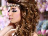 Wedding Hairstyles Dark Hair Arabic Bridal Hairstyles Bridal Hairstyle