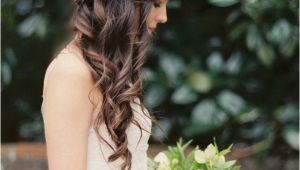 Wedding Hairstyles Down to One Side 71 Breathtaking Wedding Hairstyles with Curls