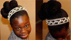 Wedding Hairstyles for Black Kids Black Kids Wedding Hairstyles