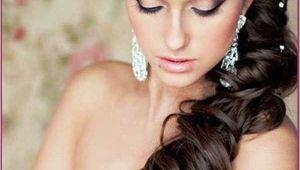 Wedding Hairstyles for Long Dark Hair Wedding Hairstyles for Long Hair for the Bridesmaids