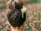 Wedding Hairstyles for Long Hair Flower Girl the 30 Best Wedding Bun Hairstyles Everafterguide