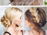 Wedding Hairstyles for Maid Of Honor 36 Trendy Swept Back Wedding Hairstyles