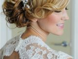 Wedding Hairstyles for Maid Of Honor My Maid Of Honor Hair Style for Mikaelas Wedding