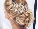 Wedding Hairstyles for Medium Hair 2018 35 Romantic Wedding Updos for Medium Hair Wedding