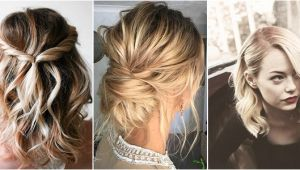 Wedding Hairstyles for Medium Length Hair 2018 10 Neueste Hochzeit Frisuren Für Mittellanges Haar