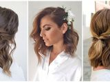 Wedding Hairstyles for Medium Length Hair 2018 24 Lovely Medium Length Hairstyles for 2018 Weddings