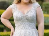 Wedding Hairstyles for Plus Size Brides Plus Size Perfection Wedding Dresses for Those Problem