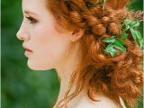 Wedding Hairstyles for Redheads Gorgeous Bridal Hairstyles for Red Hair