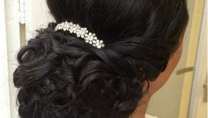 Wedding Hairstyles for Thick Curly Hair 40 Gorgeous Wedding Hairstyles for Long Hair