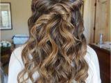 Wedding Hairstyles Half Up Bridesmaids top 20 Half Up Half Down Wedding Hairstyles From Heidi Marie Garrett
