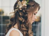 Wedding Hairstyles Half Up with Flowers 15 Gorgeous Half Up Half Down Hairstyles for Your Wedding