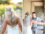 Wedding Hairstyles Half Up with Flowers Bridal Hair Inspo Bride Guide