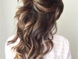 Wedding Hairstyles Long Down Curly Half Up Half Down Wedding Hairstyles – 50 Stylish Ideas for Brides