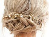 Wedding Hairstyles Long Hair Put Up 33 Amazing Prom Hairstyles for Short Hair 2019 Hair