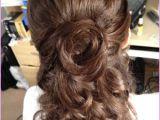 Wedding Hairstyles Medium Length Hair Half Up Bridal Hairstyles Half Up Medium Length