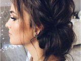Wedding Hairstyles Messy Updos 20 Elegant Updo Hairstyles for Weddings