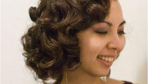Wedding Hairstyles Pin Curls East Vanity Parlour Wet Set Pin Curls