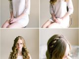 Wedding Hairstyles Step by Step Instructions soft Fairytale Hair Tutorial