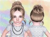 Wedding Hairstyles the Sims 3 Sims 3 Bun for toddlers the Sims 3 Hair and Style Part L