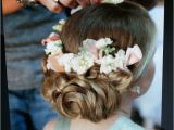 Wedding Hairstyles Updos with Flowers Wedding Hairstyle for Girls Beautiful Wedding Hair Flower New Media