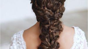 Wedding Hairstyles with A Braid 22 Glamorous Wedding Hairstyles for Women Pretty Designs