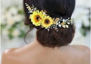 Wedding Hairstyles with Sunflowers 314 Best Bridal Hairstyles Images In 2019
