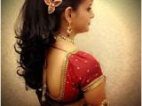 Wedding Reception Hairstyles for Indian Bride 932 Best Indian Bridal Hairstyles Images In 2019