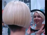 Youtube Short Bob Haircuts Short Nape Bob Haircuts
